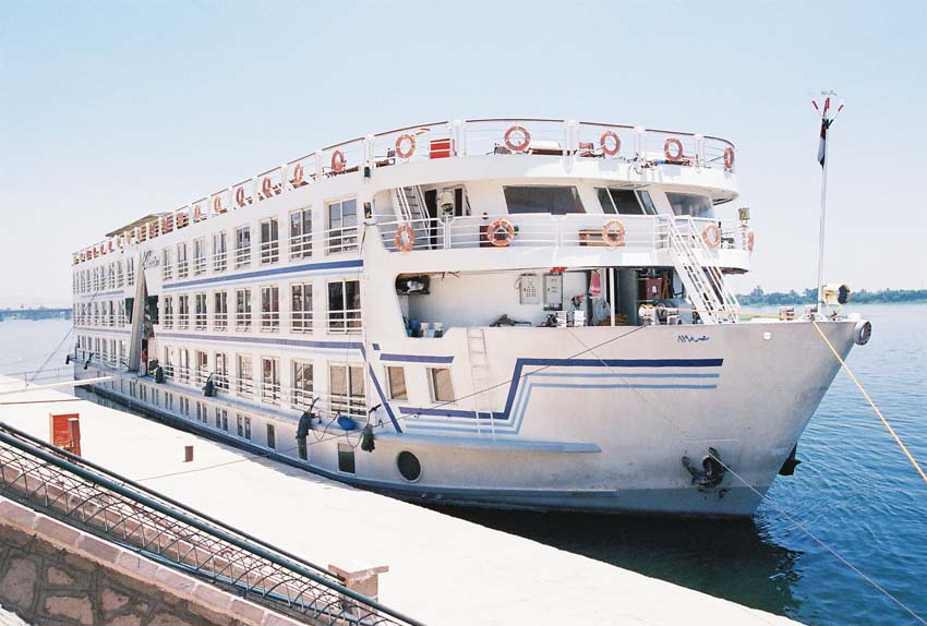 3 Night MS Concerto Deluxe Nile Cruise Aswan to Luxor