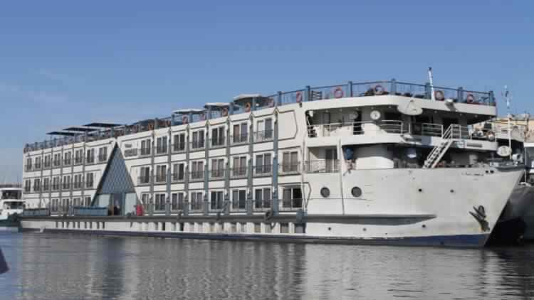 4 Night MS Concerto Deluxe Nile Cruise Luxor to Aswan