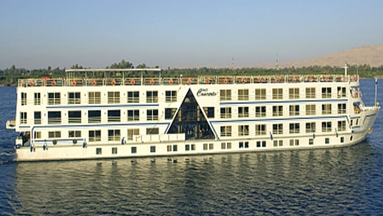 7 Night MS Concerto Nile Cruise Luxor - Aswan - Luxor